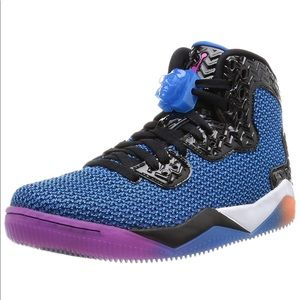 Air Spike Forty Pe Basketball Men's Shoes US 11